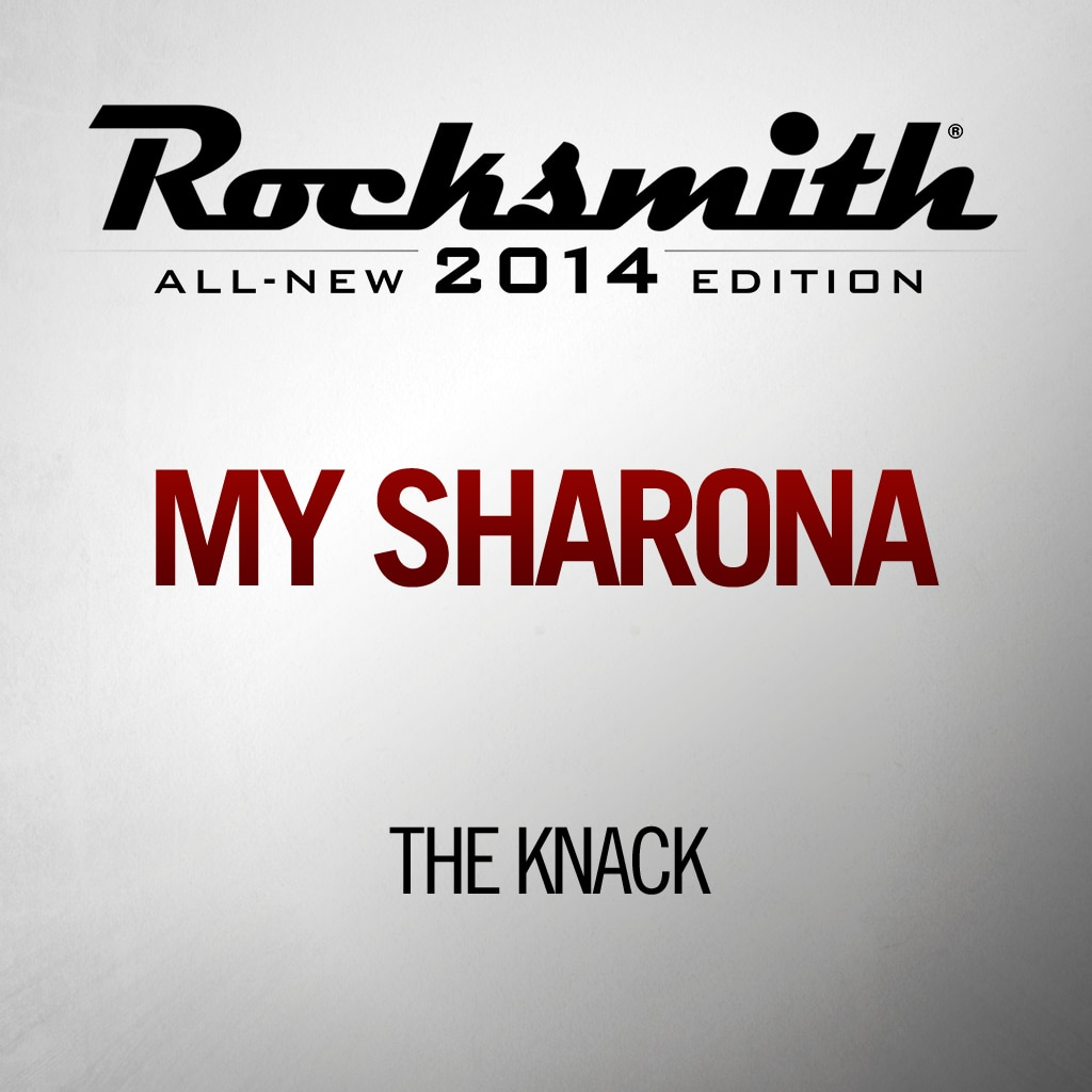 Rocksmith™ The Knack - My Sharona
