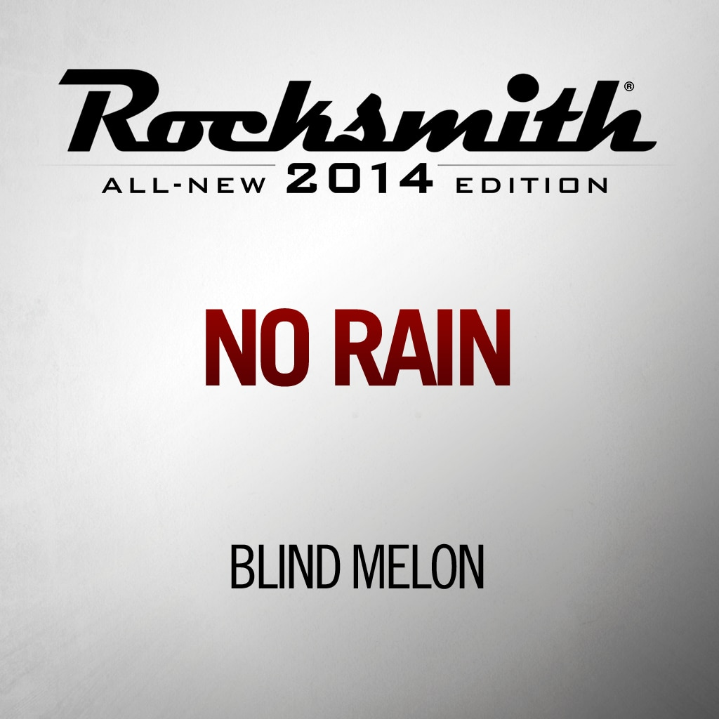 Rocksmith™ Blind Melon - No Rain