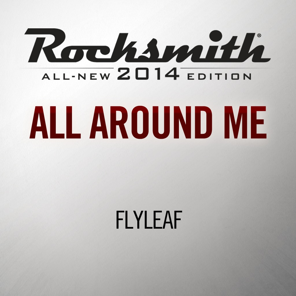'All Around Me' - FLYLEAF