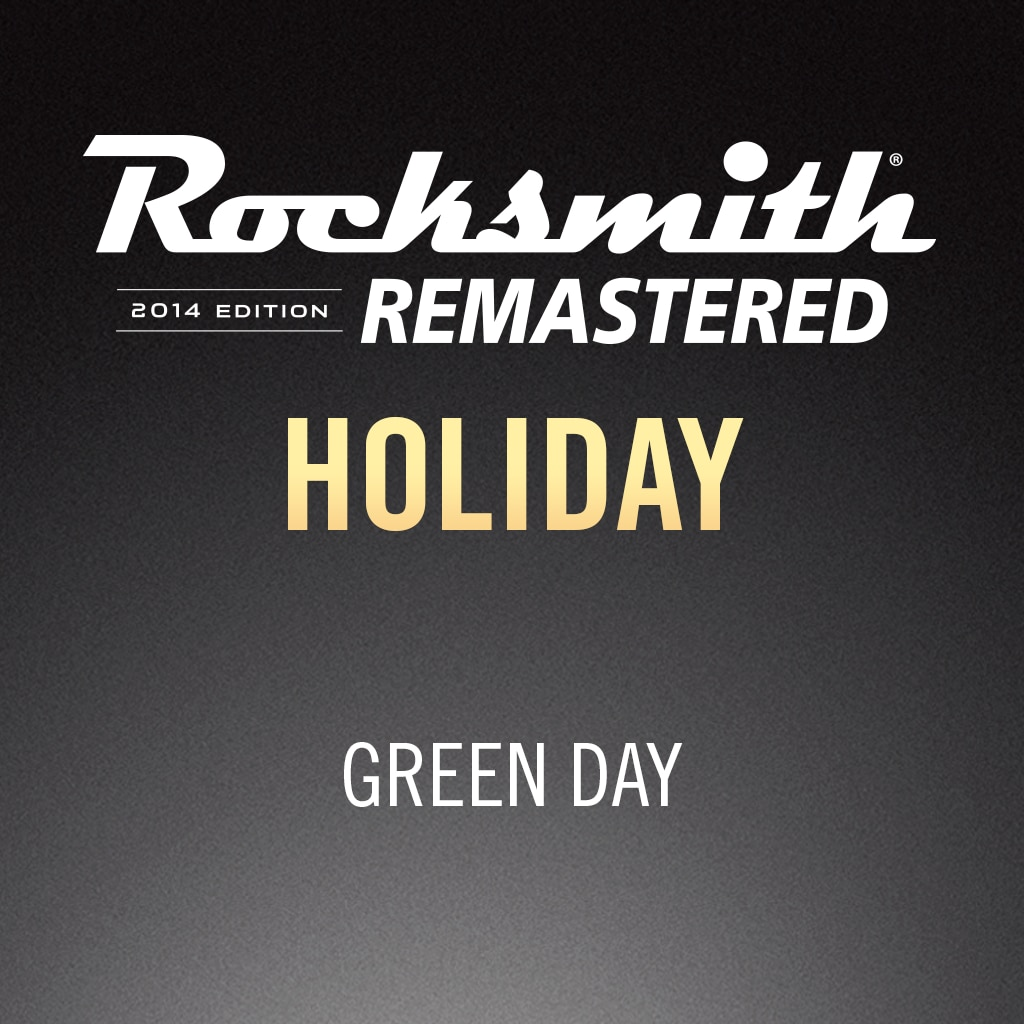 Rocksmith® 2014 – Holiday - Green Day