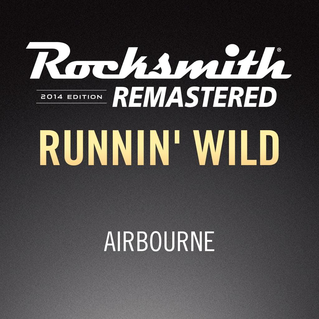 Rocksmith® 2014 –  Runnin' Wild - Airbourne