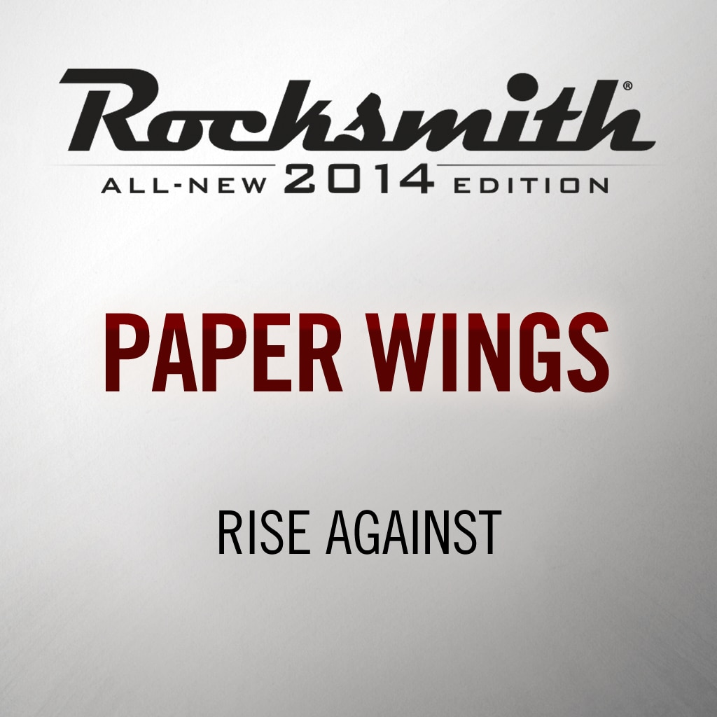 Paper Wings - Rise Against