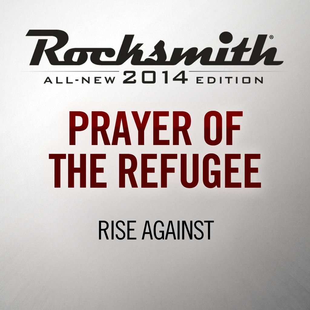 'Prayer of the Refugee' by RISE AGAINST