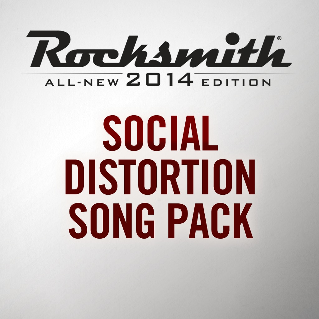 Social Distortion Song Pack