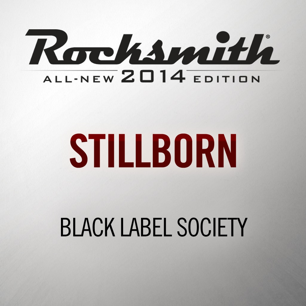 Stillborn - Black Label Society
