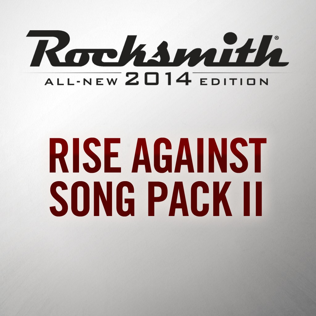 Rise Against Song Pack II
