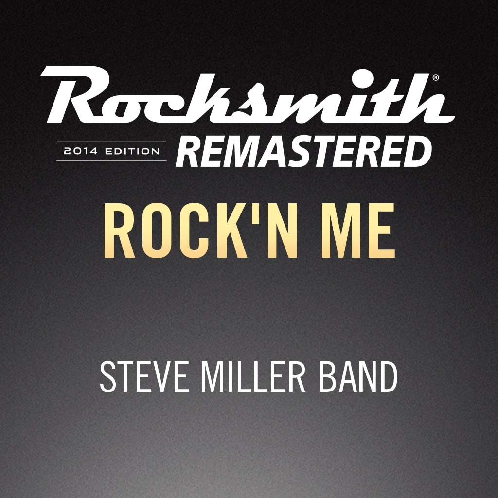 Rocksmith® 2014 – Rock'n Me - Steve Miller Band