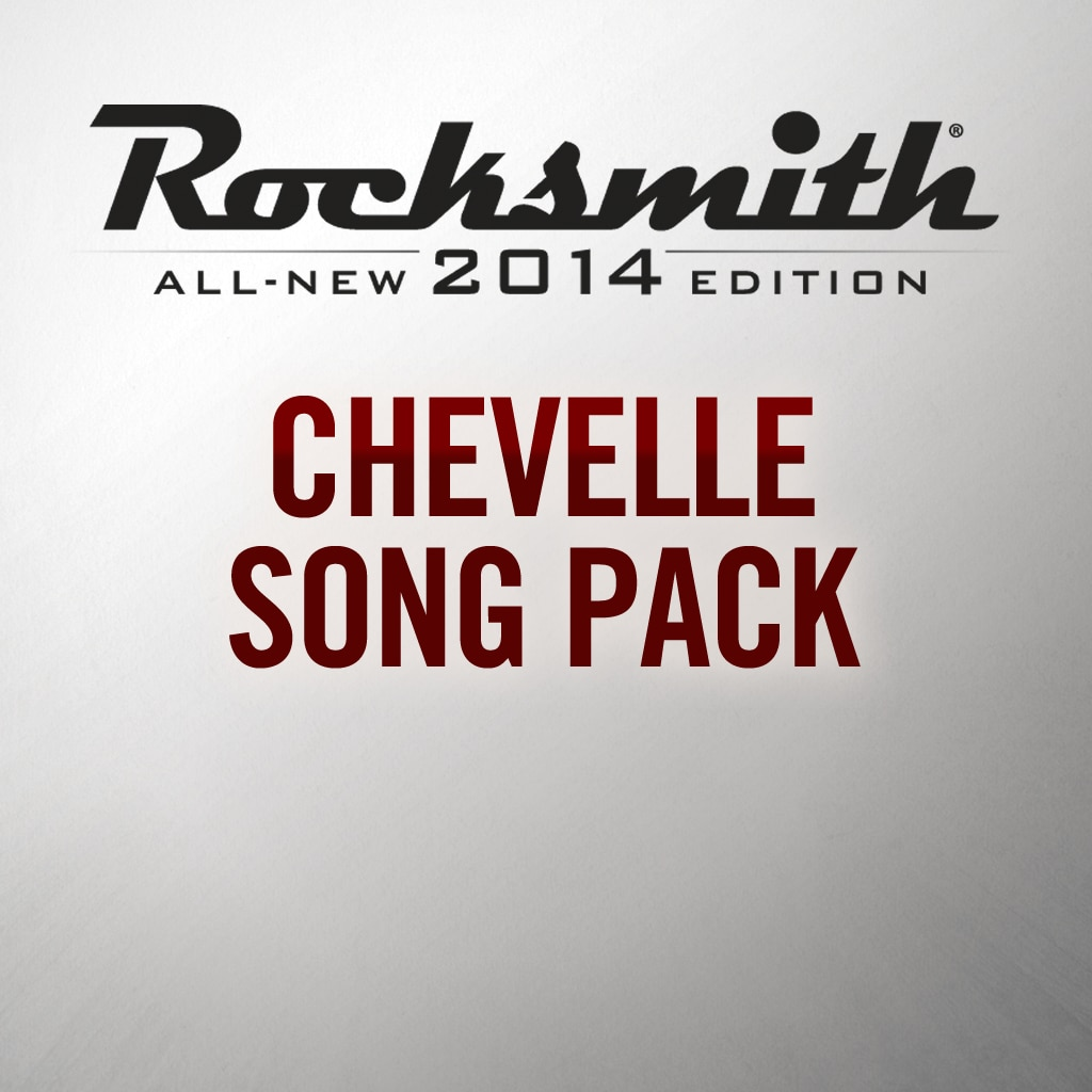 Chevelle Song Pack