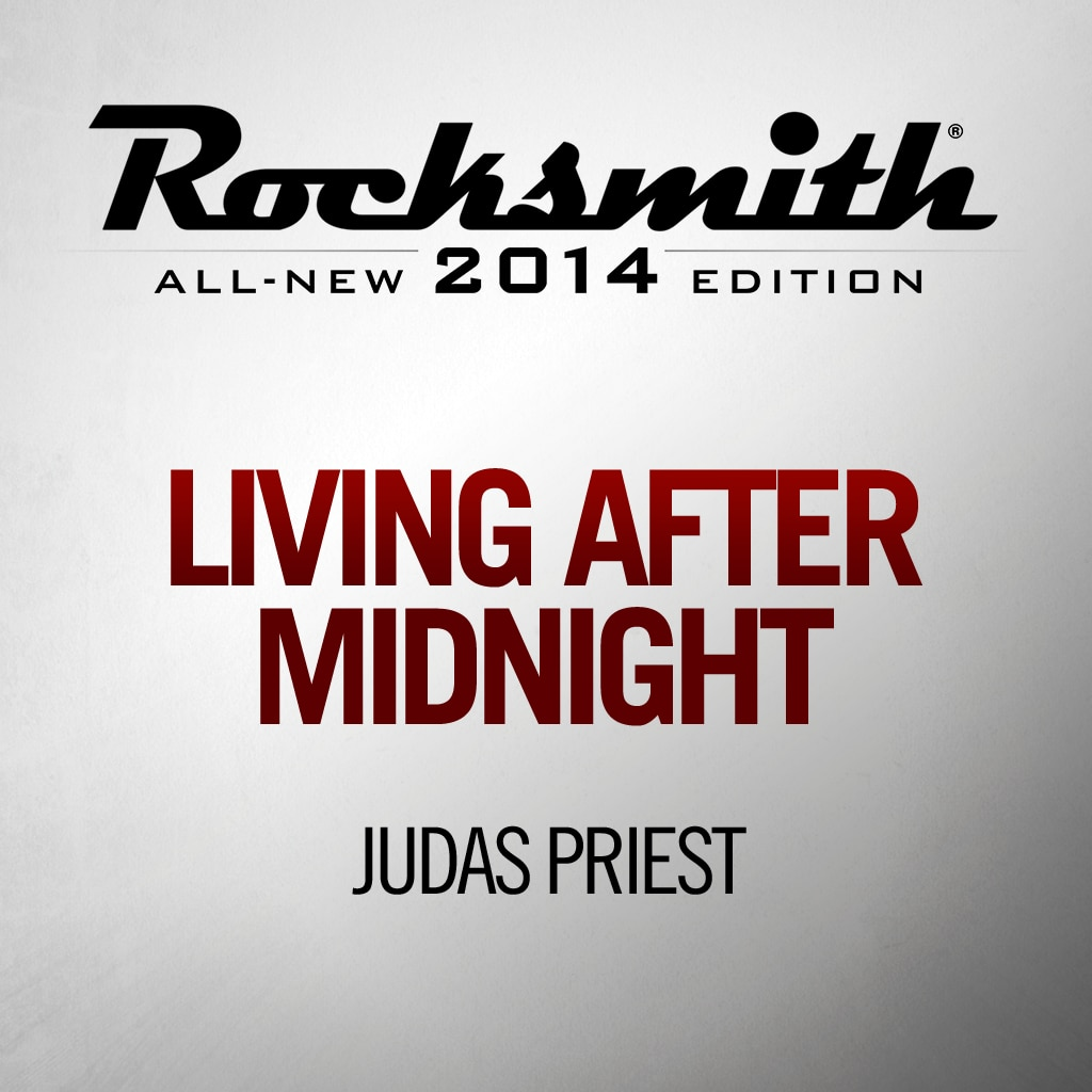 Rocksmith™ Judas Priest - Living After Midnight