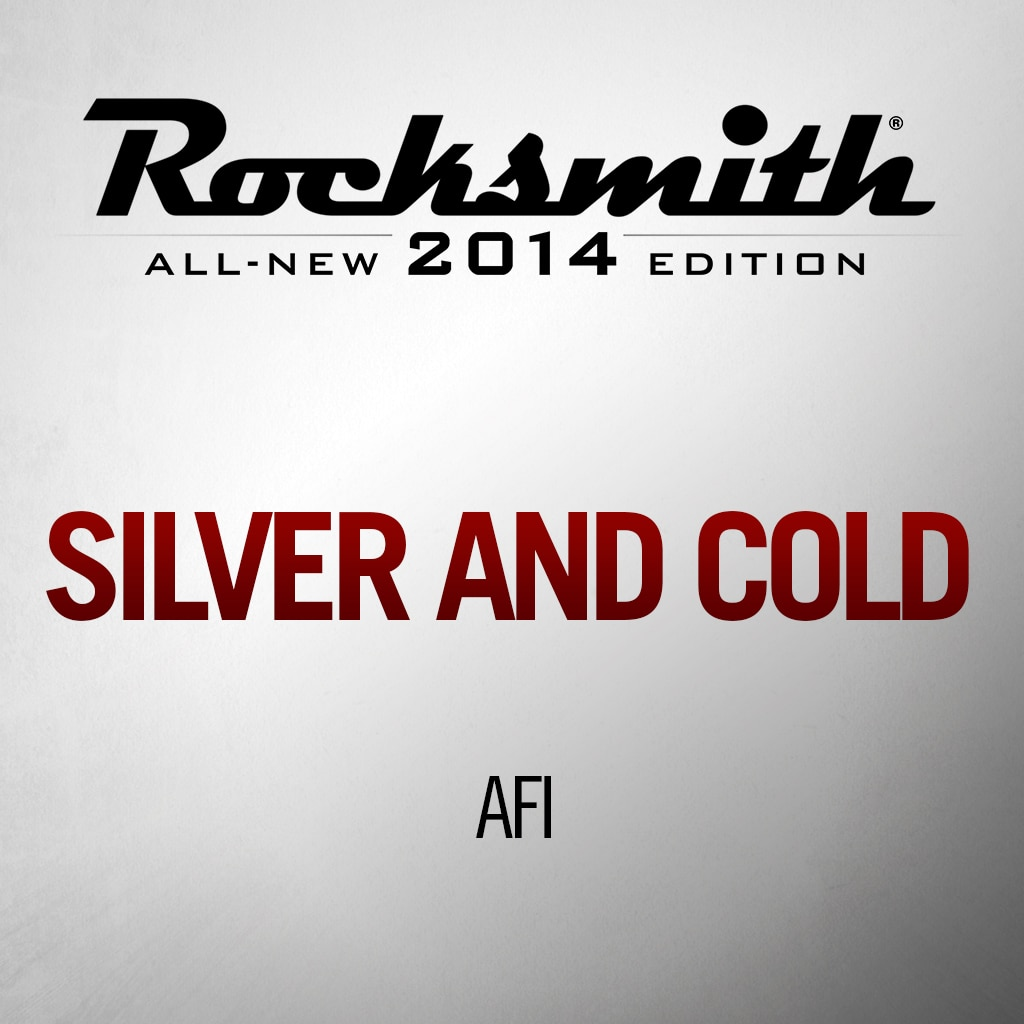 'Silver and Cold' by AFI