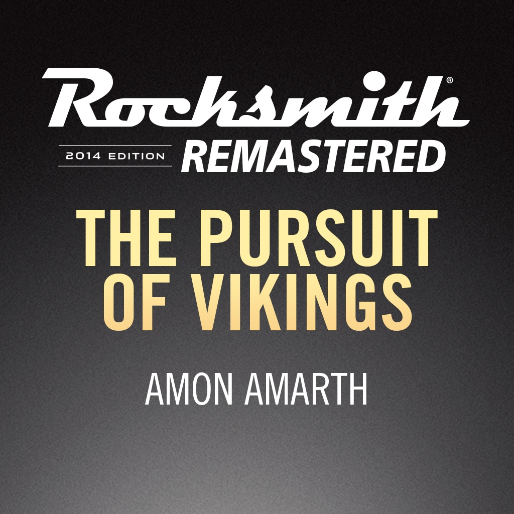 Rocksmith® 2014 – The Pursuit of Vikings - Amon Amarth
