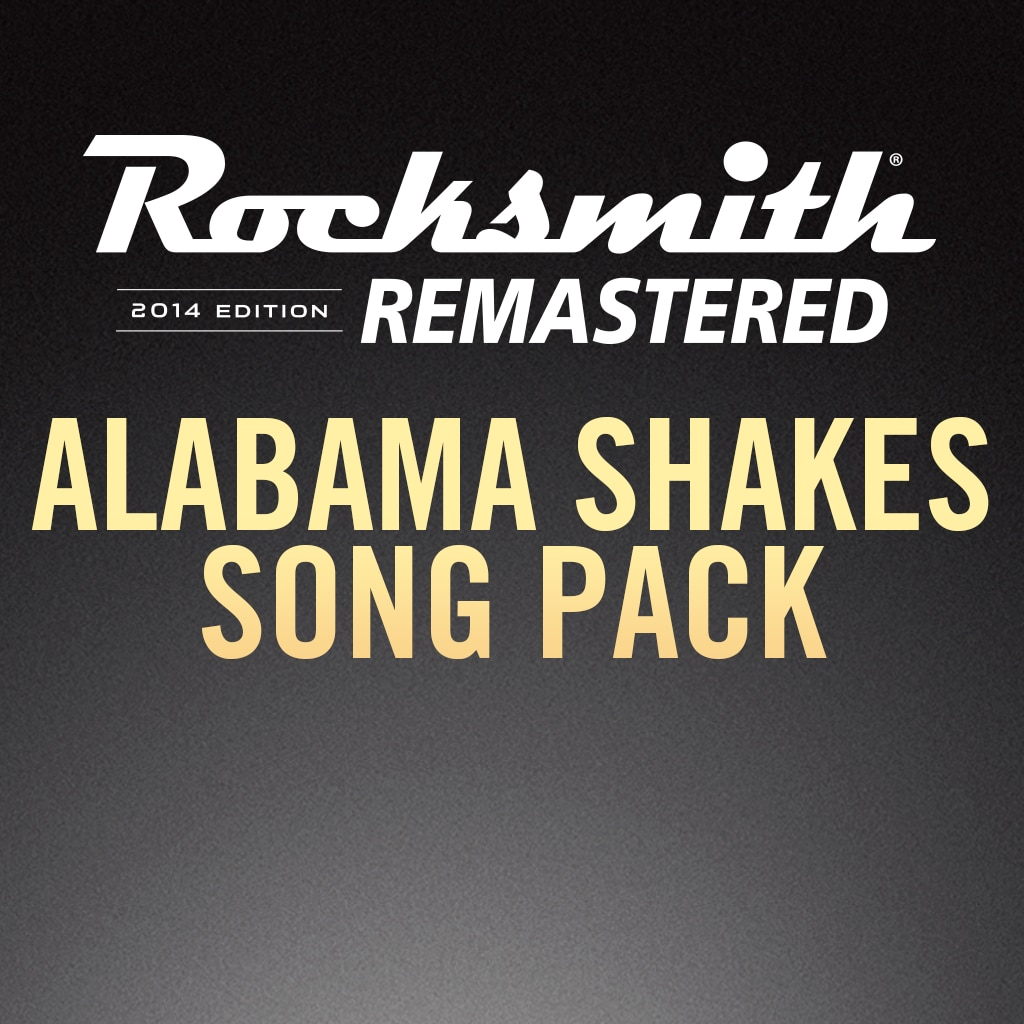 Rocksmith® 2014 – Alabama Shakes Song Pack