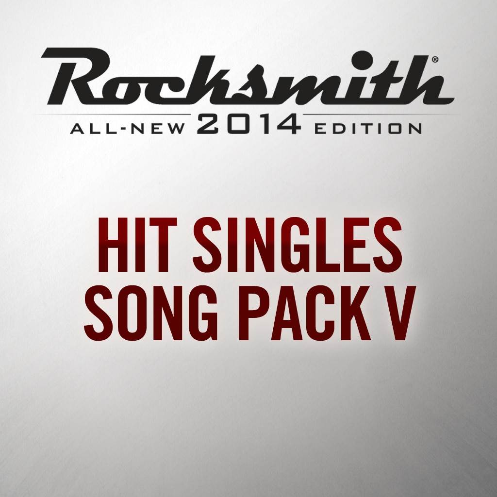 Hit Singles Song Pack V