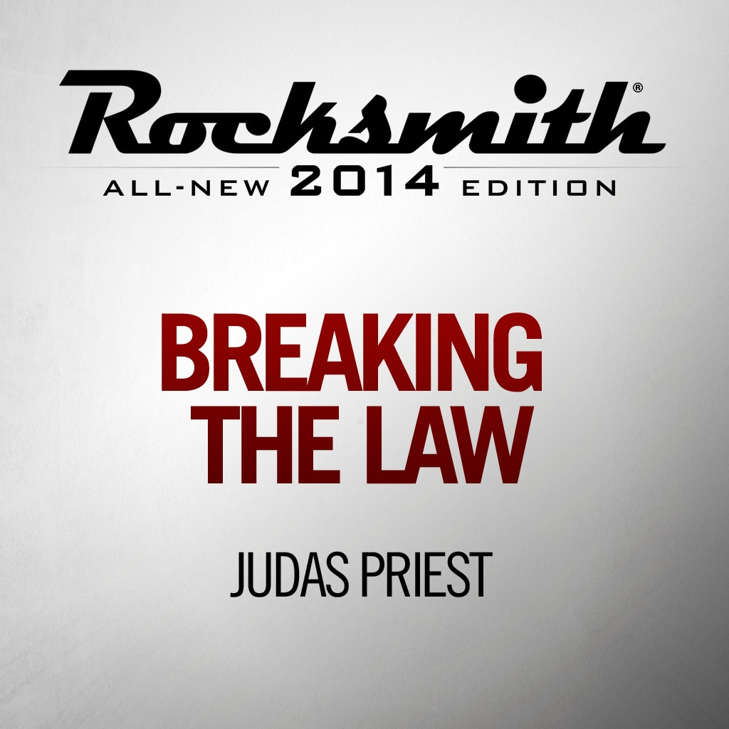 Rocksmith™ Judas Priest - Breaking the Law