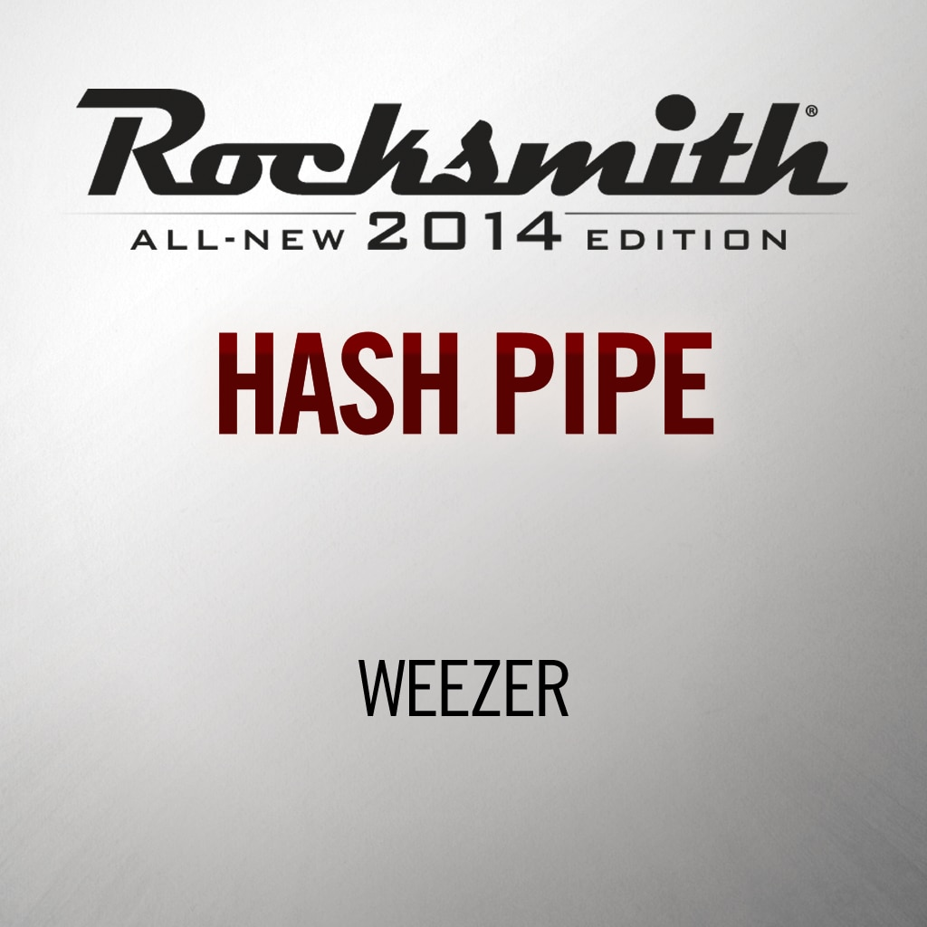 'Hash Pipe' by Weezer
