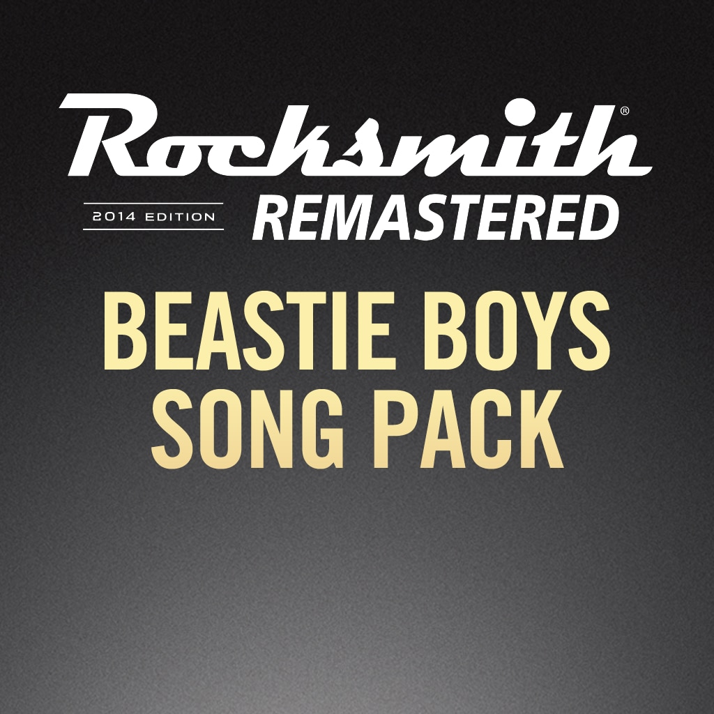 Rocksmith® 2014 – Beastie Boys Song Pack