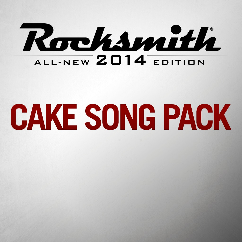 Cake Song Pack