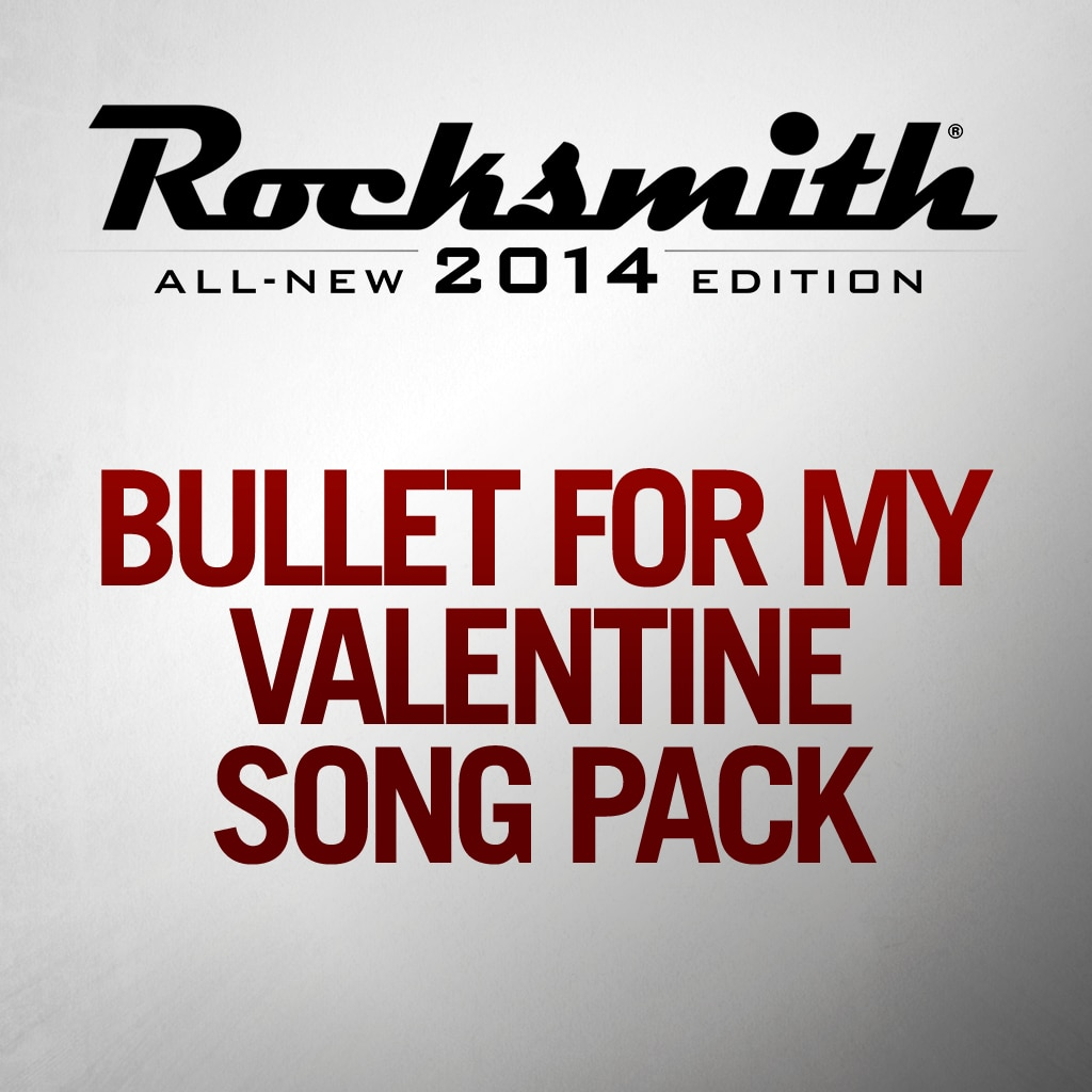 Bullet For My Valentine Song Pack