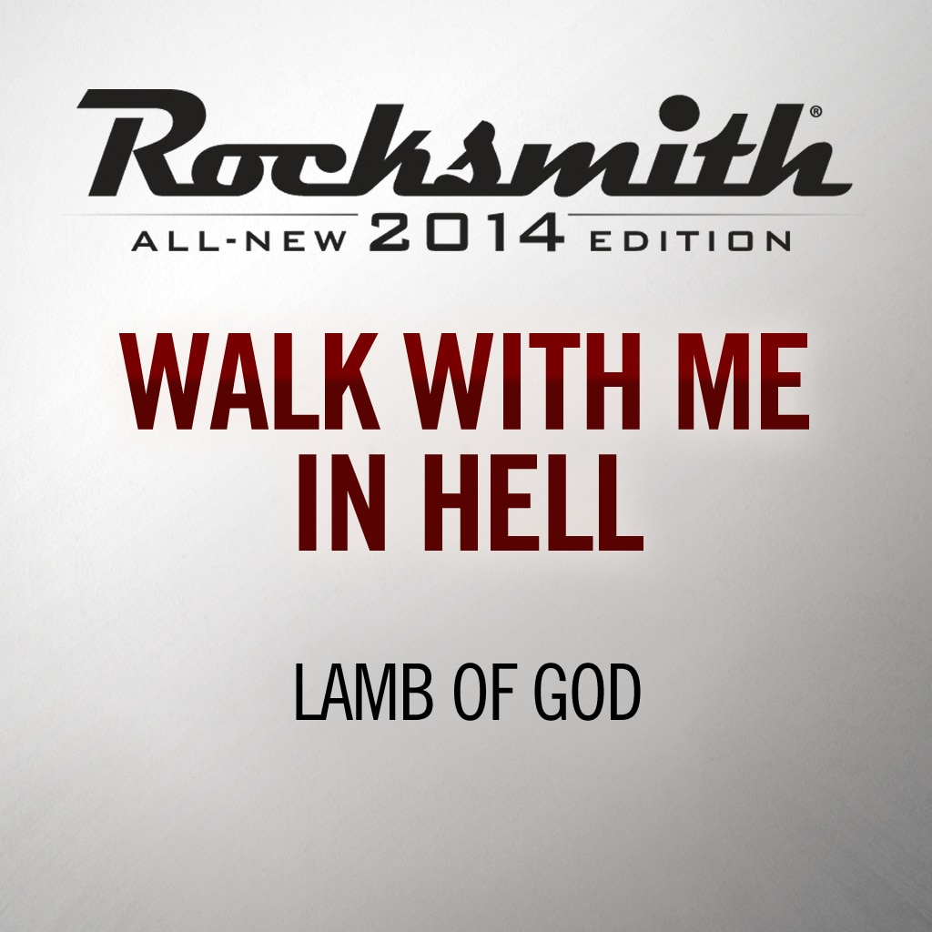 Walk with Me in Hell - Lamb of God