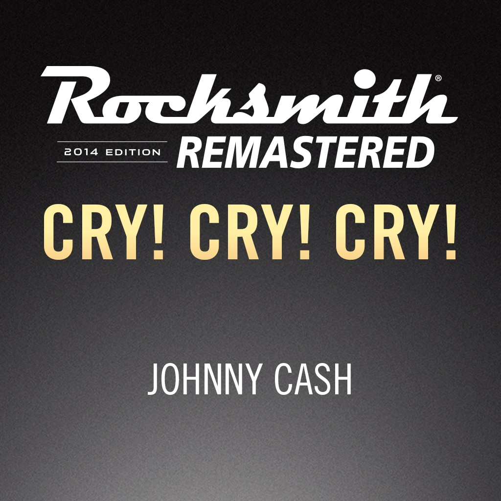 Rocksmith® 2014 – Cry! Cry! Cry! - Johnny Cash