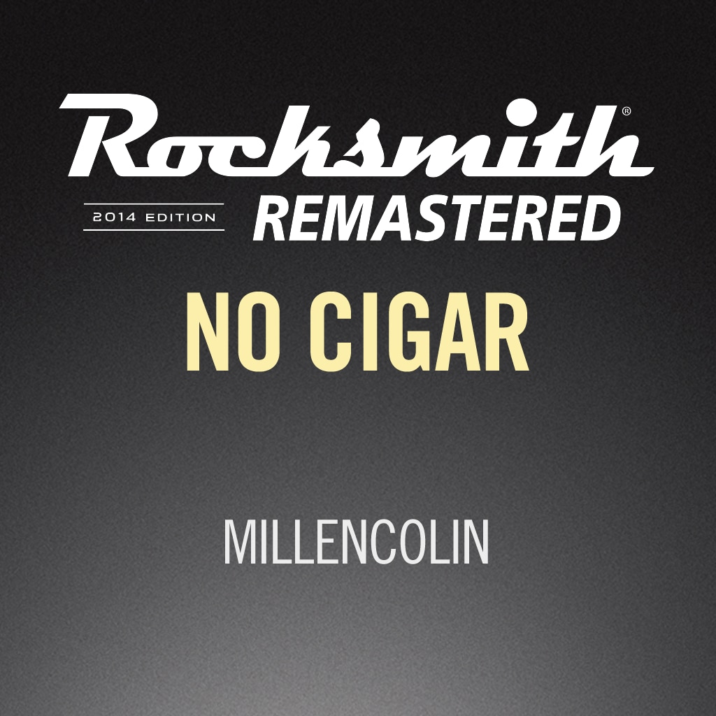 Rocksmith® 2014 – No Cigar - Millencolin