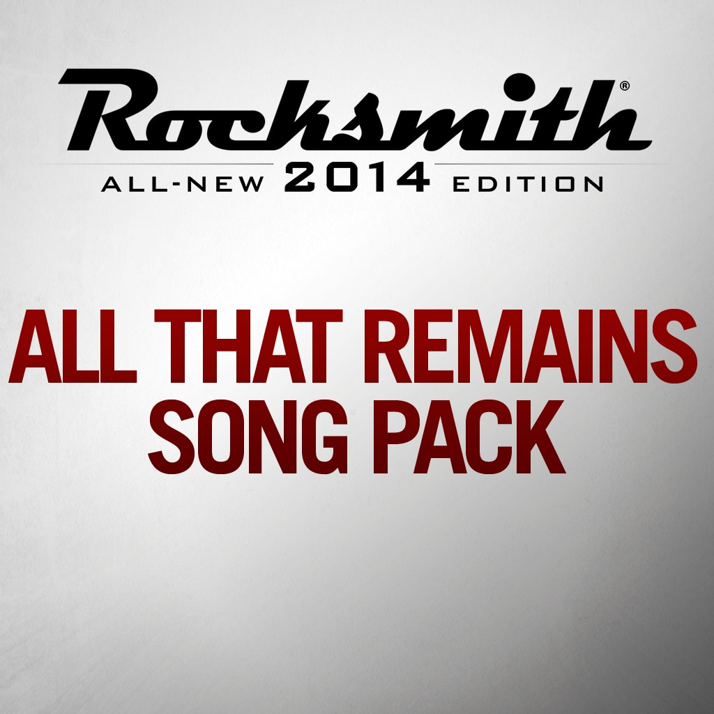 All That Remains Song Pack