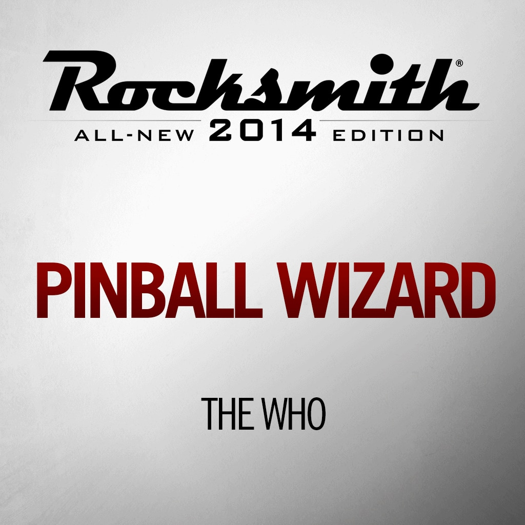 'Pinball Wizard' by The Who