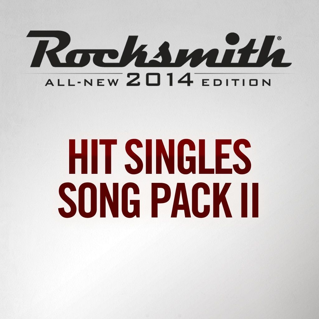 Hit Singles Song Pack II