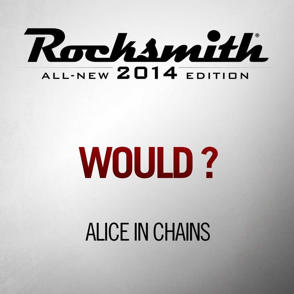 'Would?' by Alice In Chains