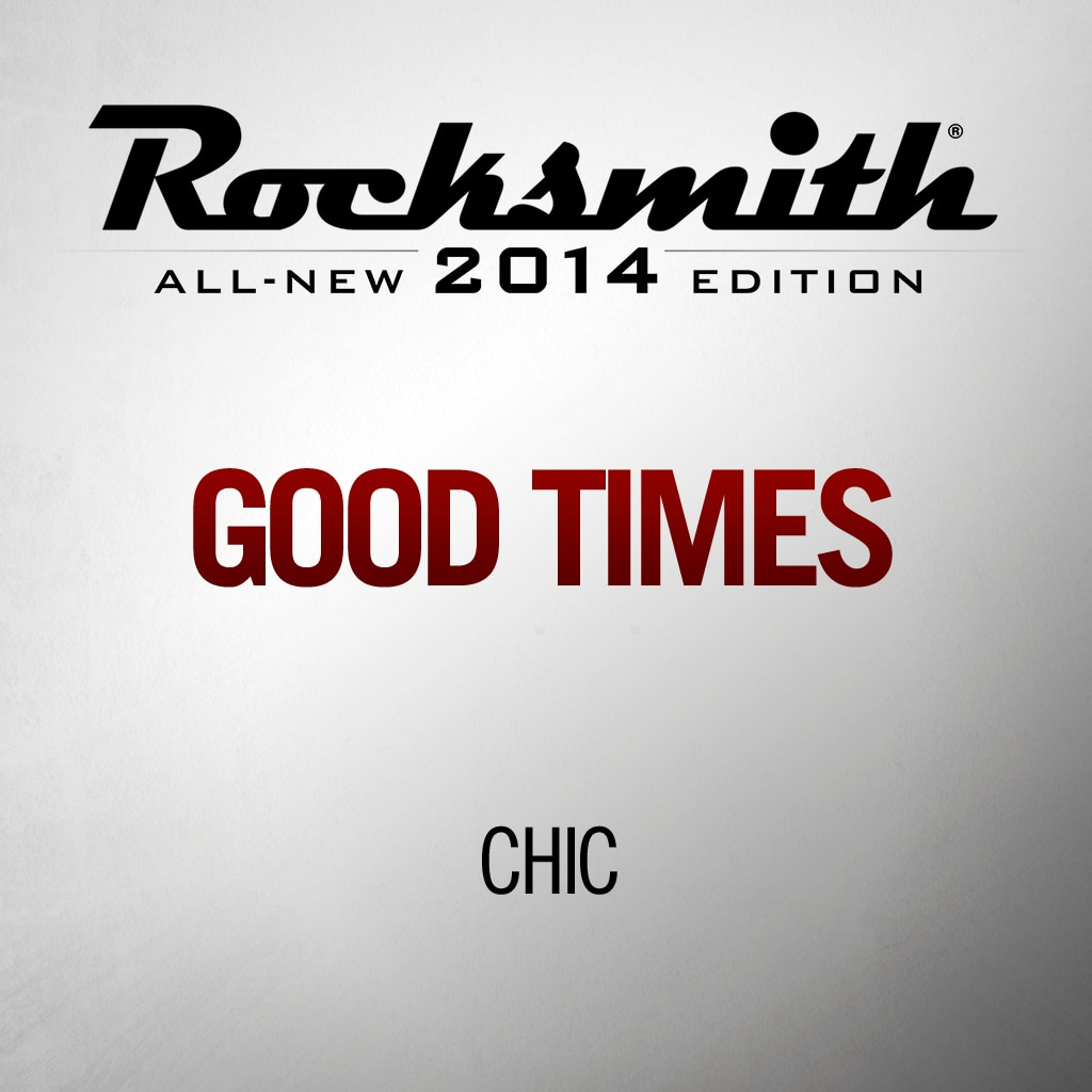 Rocksmith™ Chic - Good Times