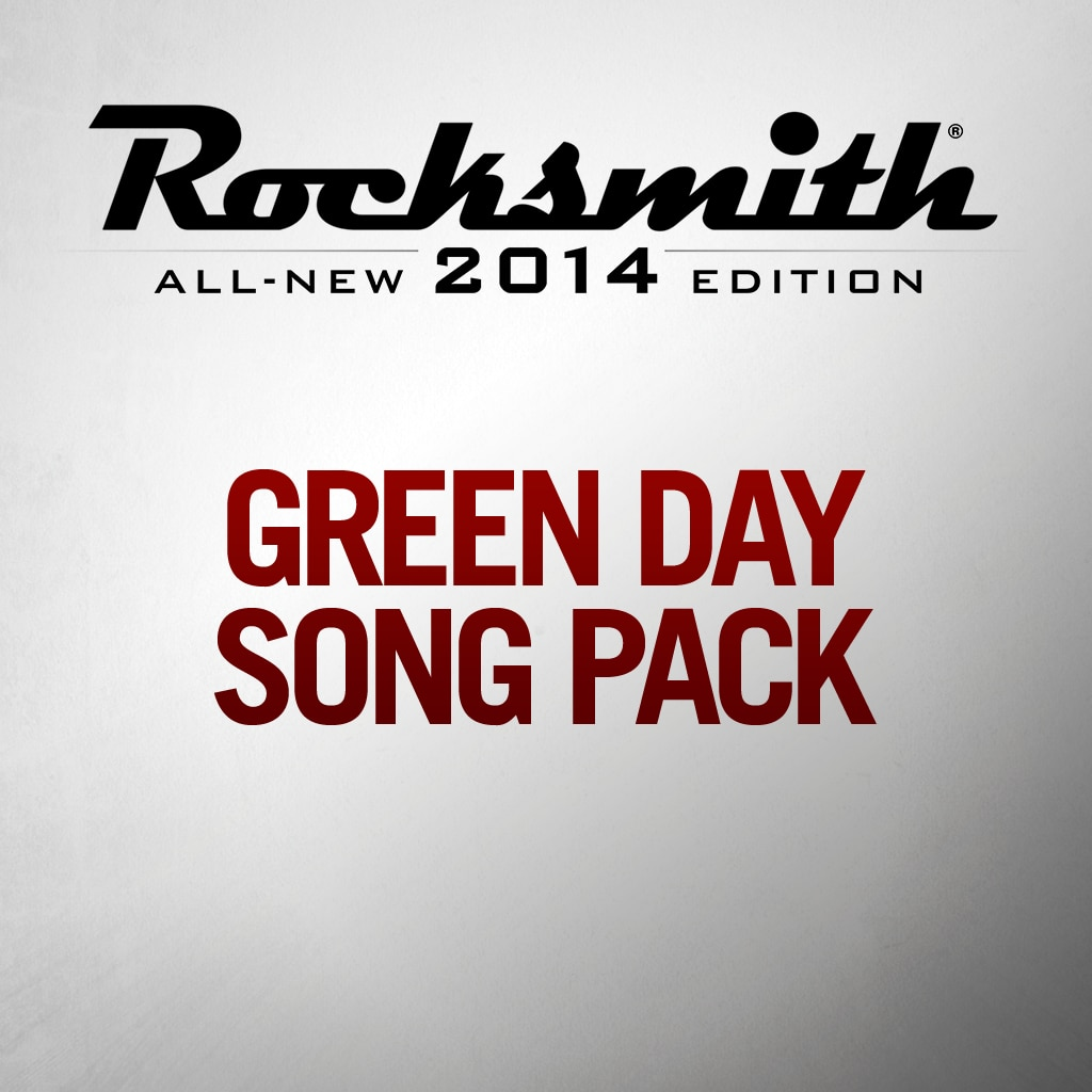Green Day Song Pack