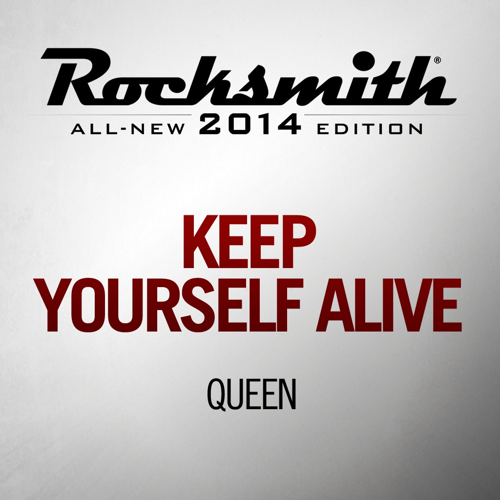 Rocksmith™ Queen - Keep Yourself Alive