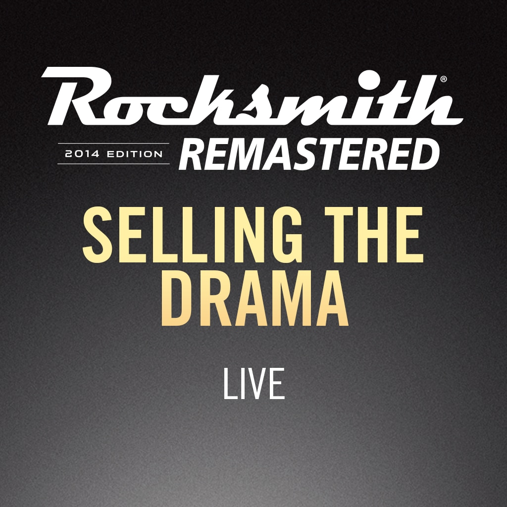 Rocksmith® 2014 –  Selling the Drama - Live