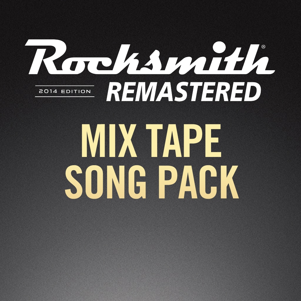 Rocksmith® 2014 – Mix Tape Song Pack