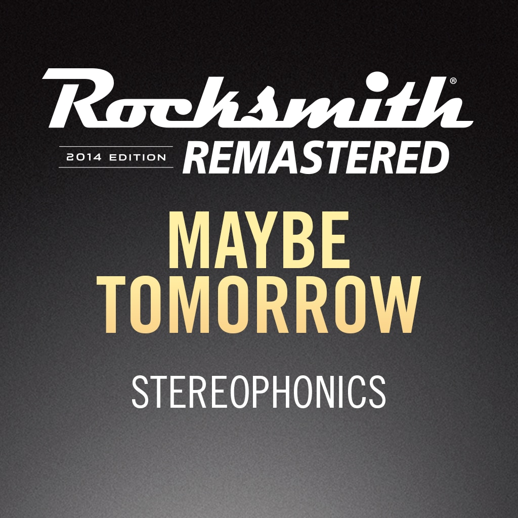 Rocksmith® 2014 – Maybe Tomorrow - Stereophonics
