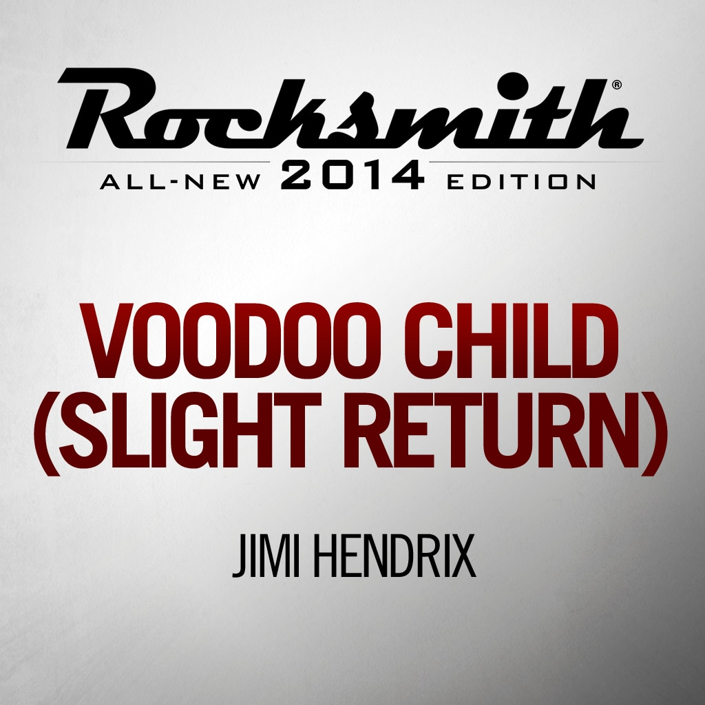 Voodoo Child (Slight Return) - Jimi Hendrix