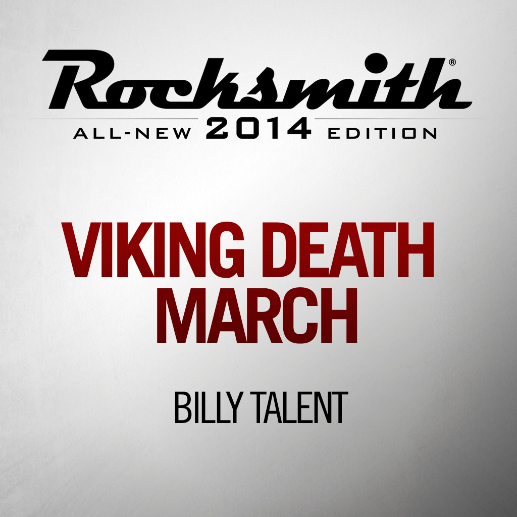 'Viking Death March' by Billy Talent