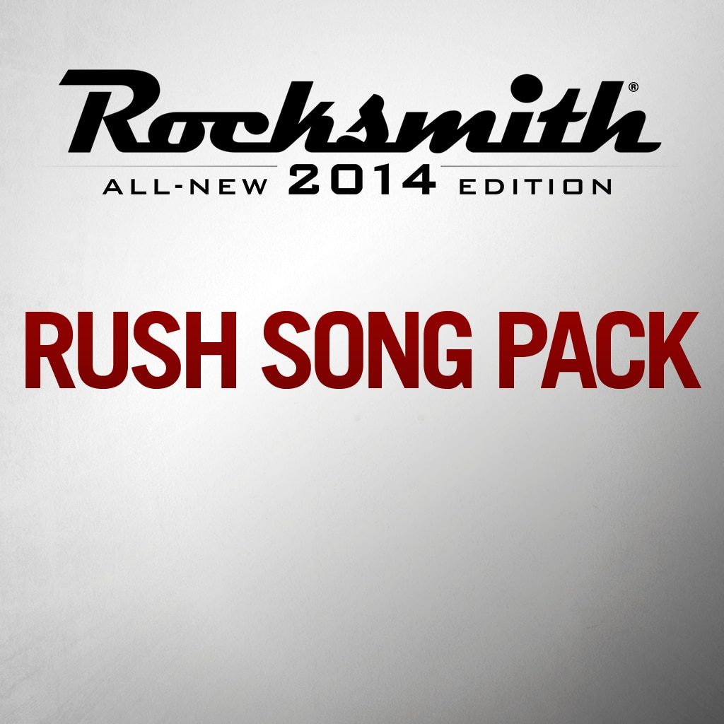 Rush Song Pack