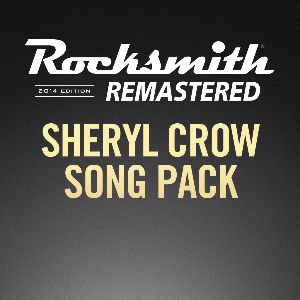 Rocksmith® 2014 - Sheryl Crow Song Pack