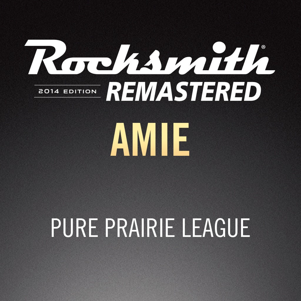 Rocksmith® 2014 - Amie - Pure Prairie Dog