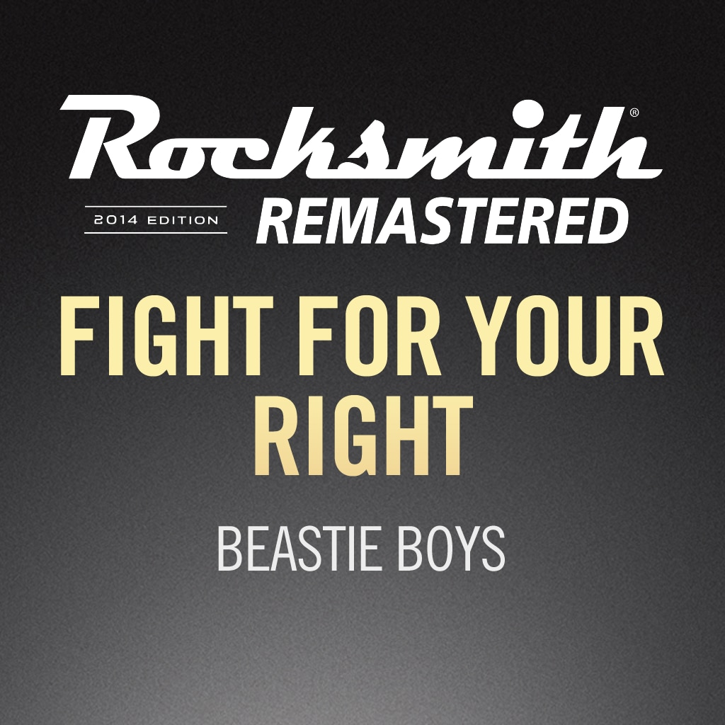 Rocksmith® 2014 – Fight For Your Right – Beastie Boys