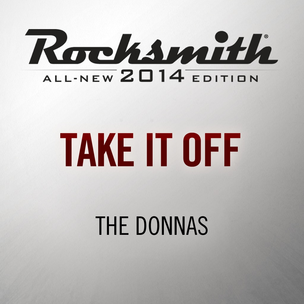 Take It Off - The Donnas