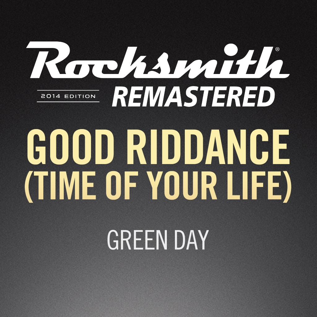 Good Riddance (Time of Your Life) - Green Day