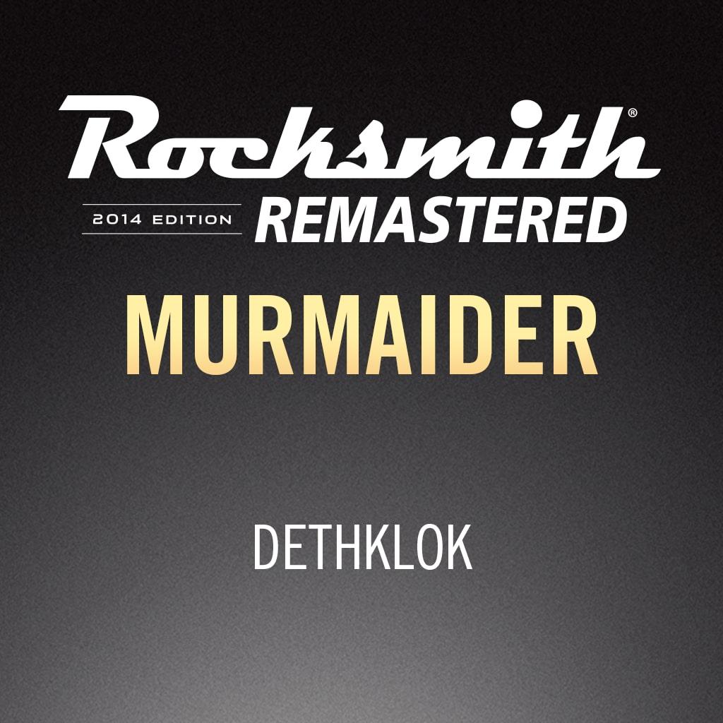 Rocksmith® 2014 – Murmaider - Dethklok