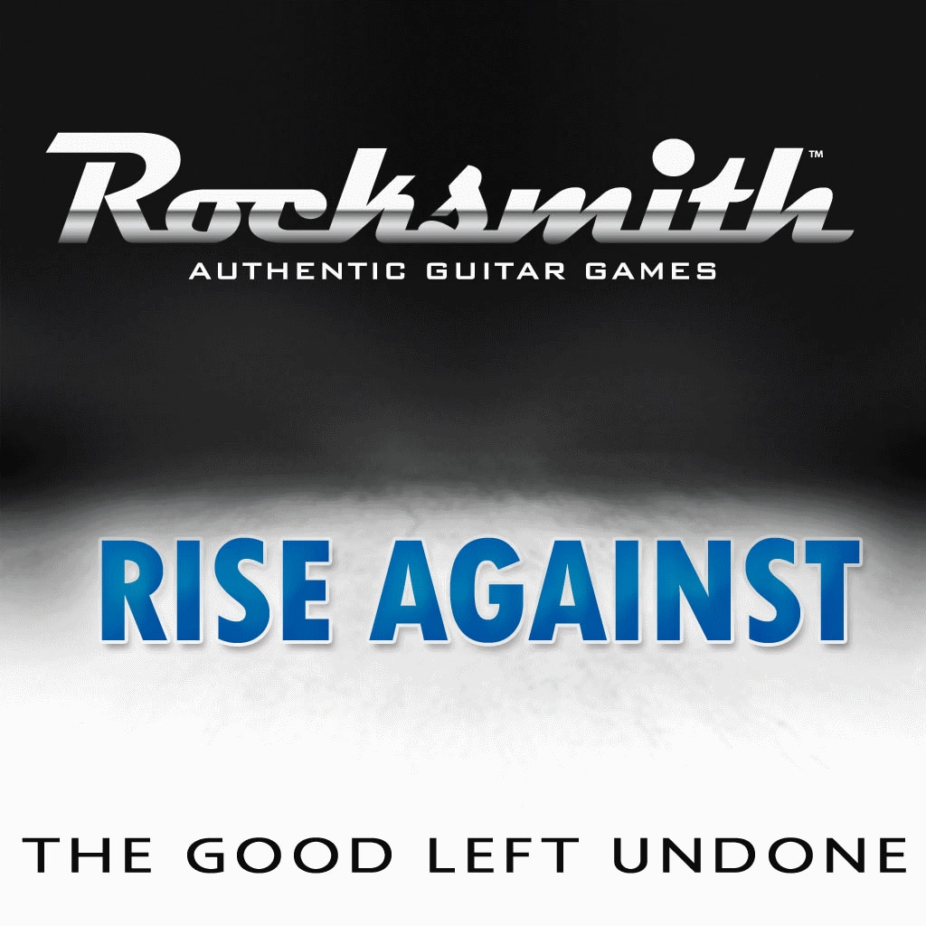 Rocksmith™ Rise Against - The Good Left Undone