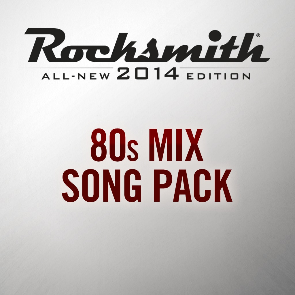 80s Mix Song Pack