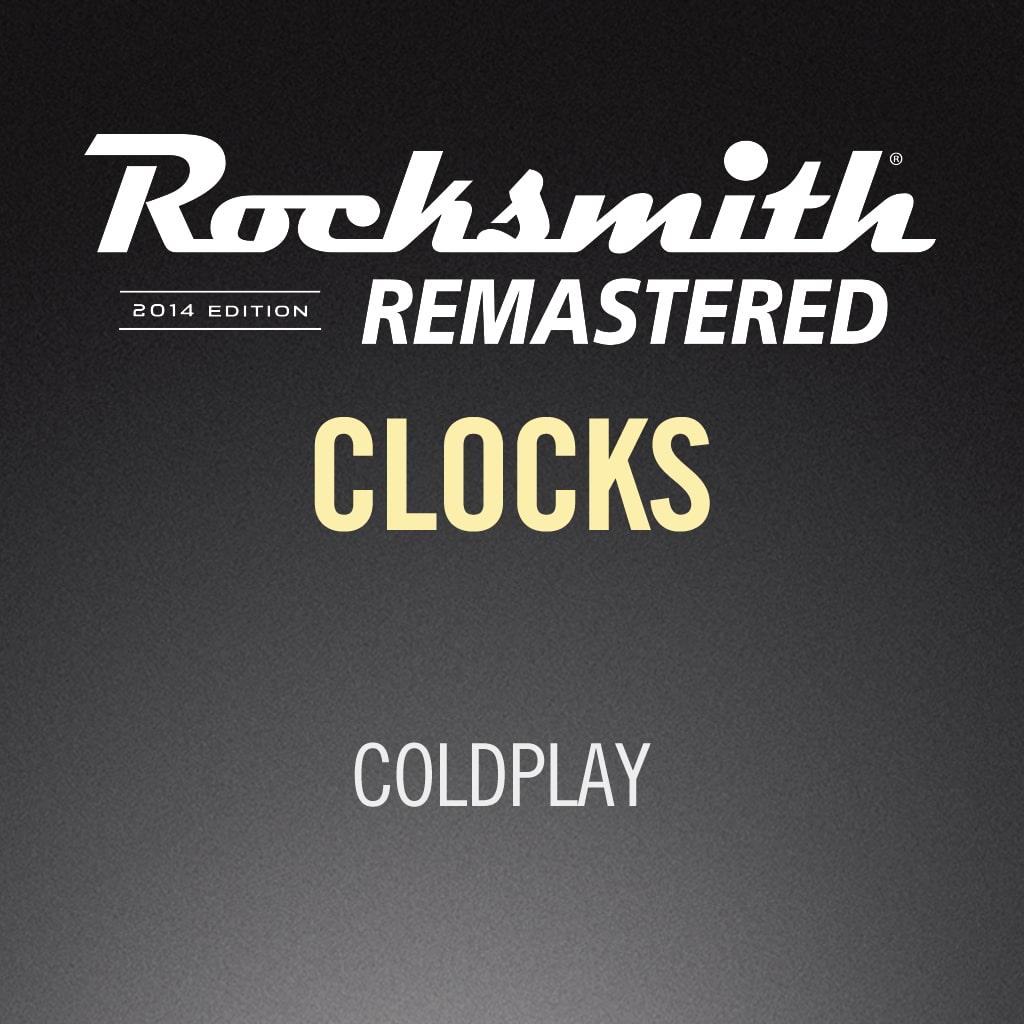 Rocksmith® 2014 – Clocks - Coldplay