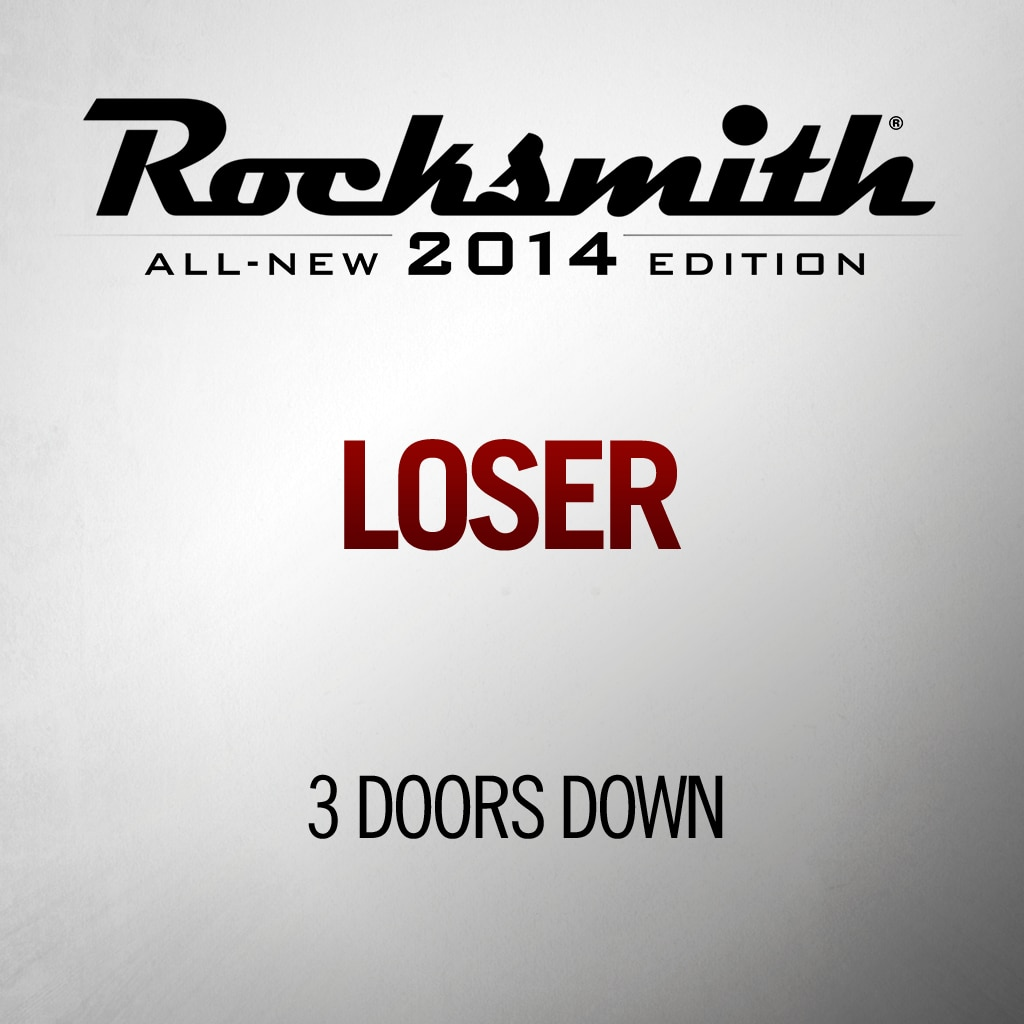 Rocksmith™ 3 Doors Down - Loser
