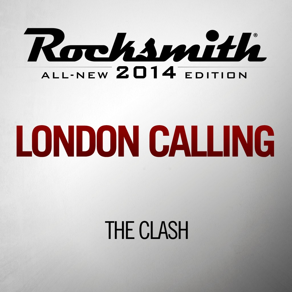 Rocksmith™ The Clash - London Calling