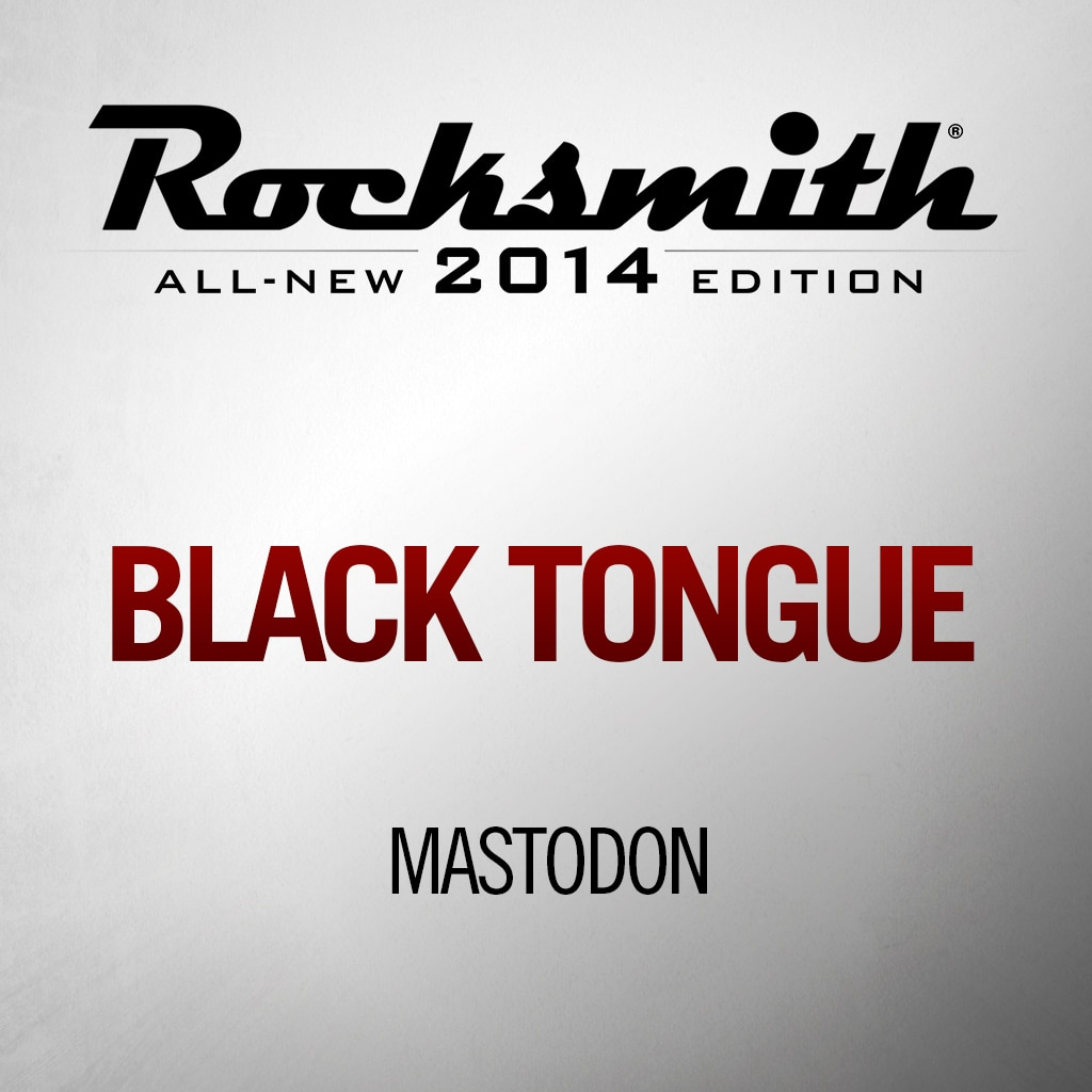 'Black Tongue' by MASTODON